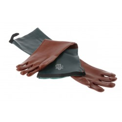 Long John Gauntlet Gloves (Large)