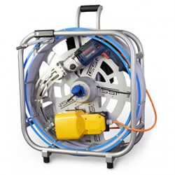 Renssi RCM-10 Drain Cleaning Machine