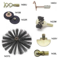 SPARES FOR DRAIN RODS