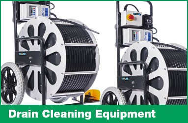 RENSSI Drain Cleaning Equipment